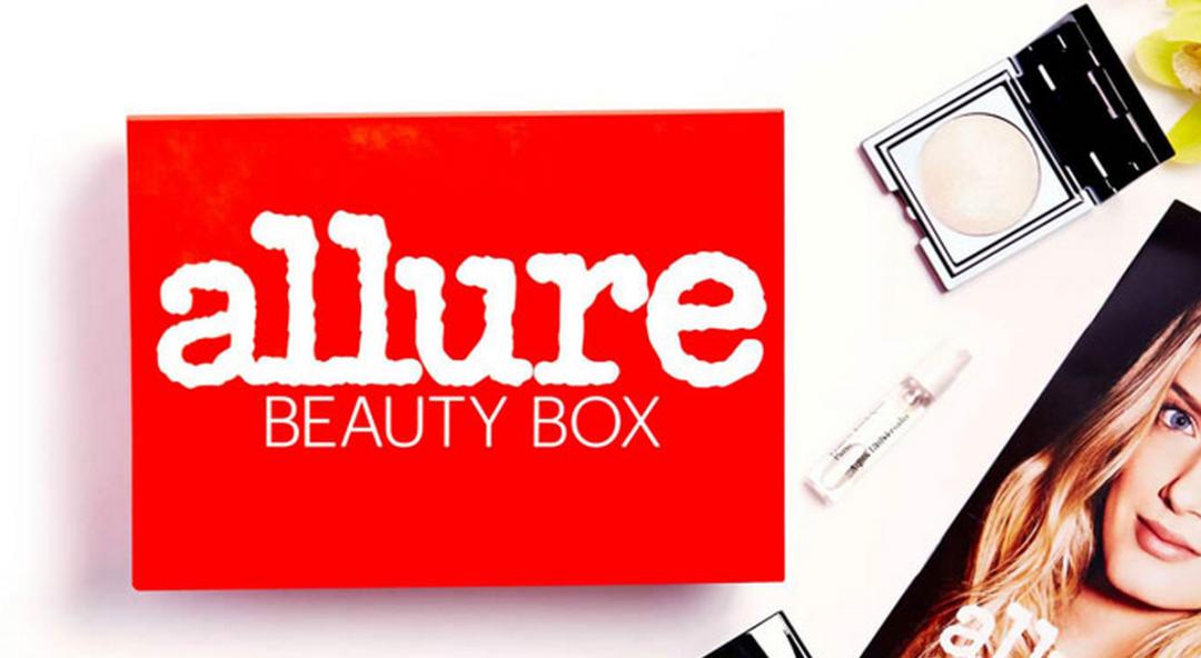 allure beauty box 2015