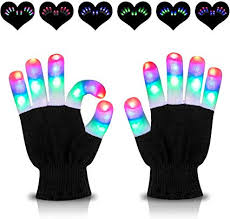 Image result for LANIAKEA Led Gloves Light Up Gloves
